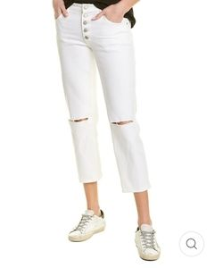 NWT Lucky Brand Cropped Jeans